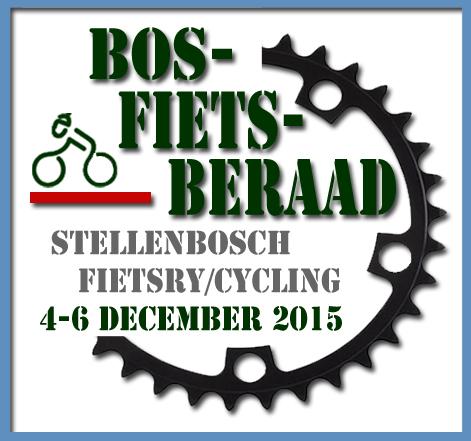 Stellenbosch bike indaba