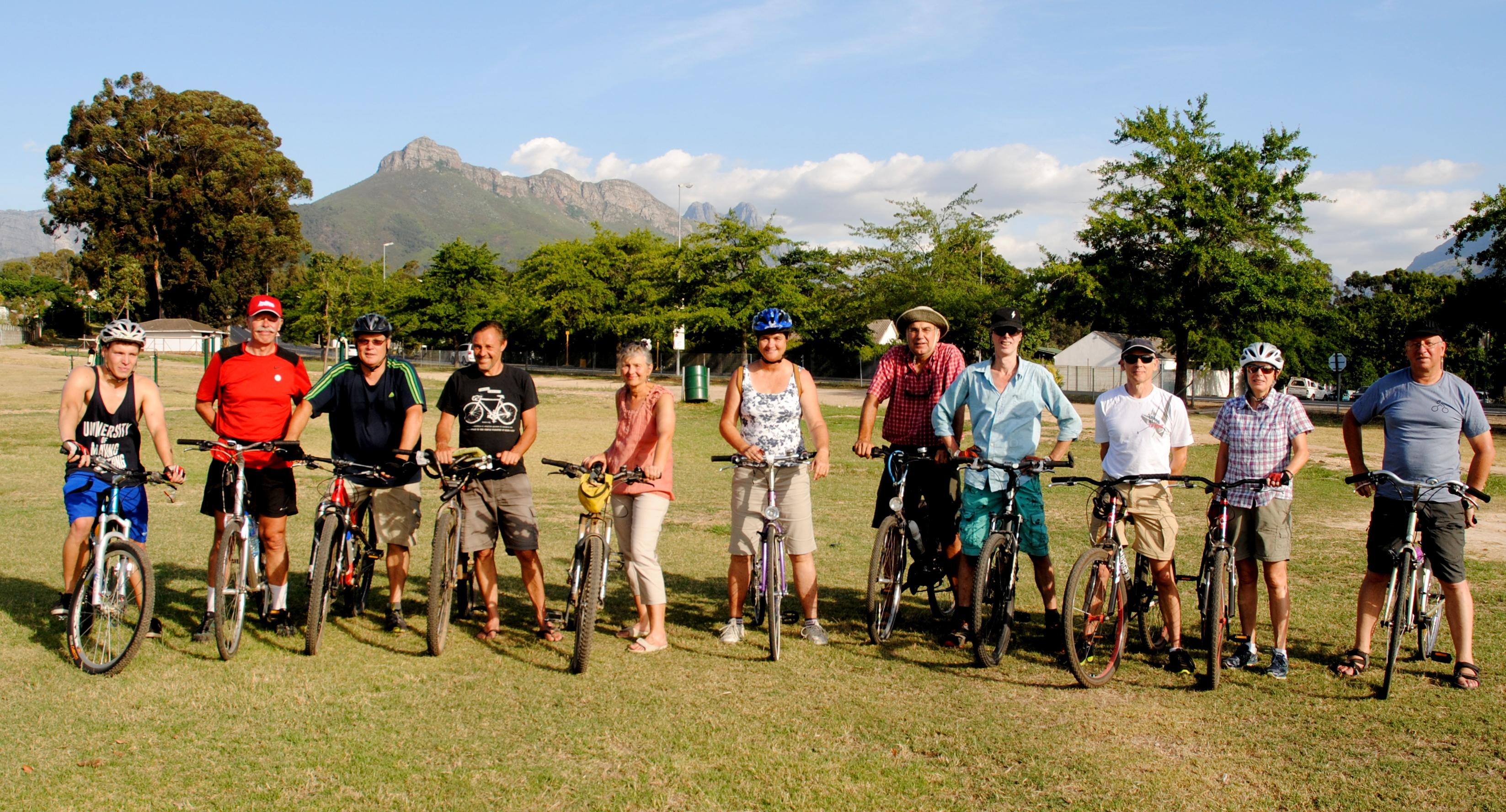 Cycling is getting a better deal in Stellenbosch