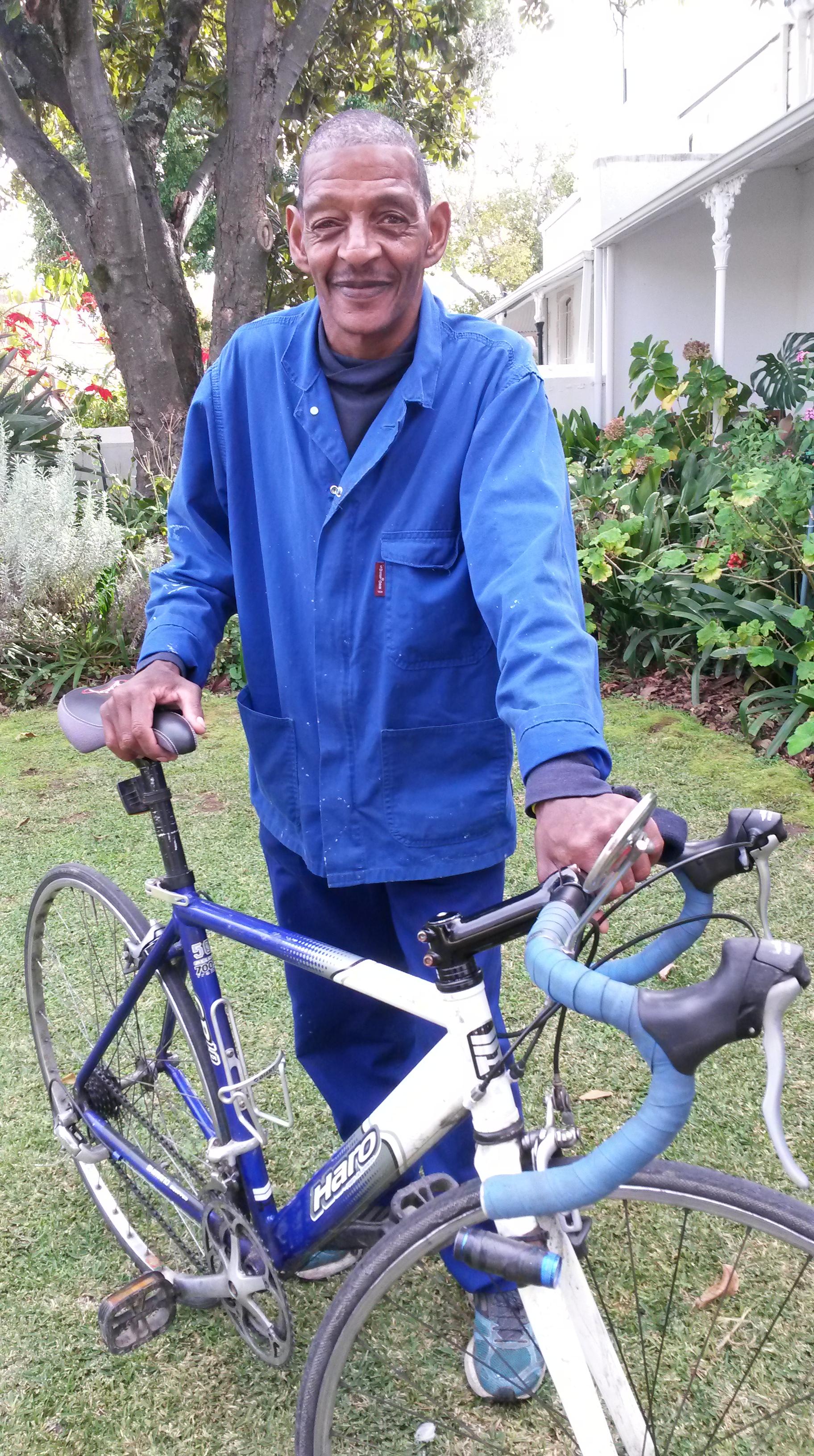 Pedro Louw (tuinier en nutsman)